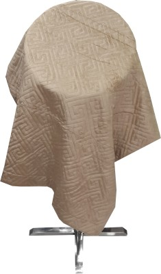Welhouse Abstract Single Blanket Brown