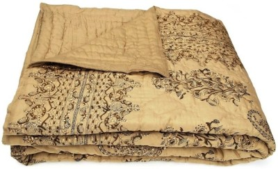 Style and Fashion Abstract Double Quilts & Comforters Brown