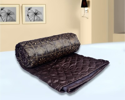 Urban Style Checkered Double Quilts & Comforters Multicolor