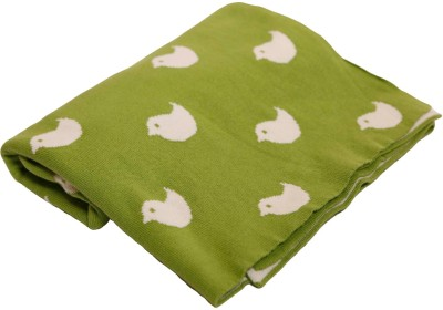Pluchi Animal Single Quilts & Comforters Green