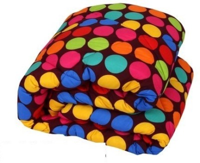 Esoft Abstract Double Blanket Multicolor