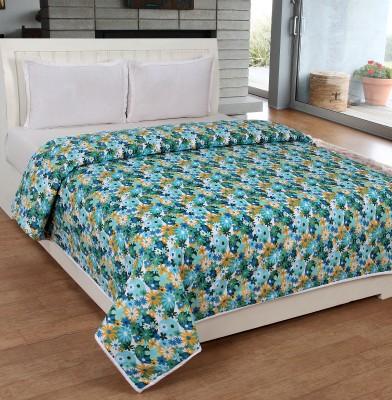 Trendz Home Furnishing Printed Single Dohar Multicolor