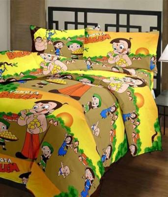 Samradhi Cartoon Single Dohar Multicolor