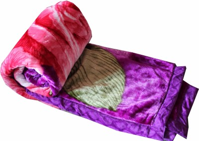Renown Floral Single Blanket Multicolour