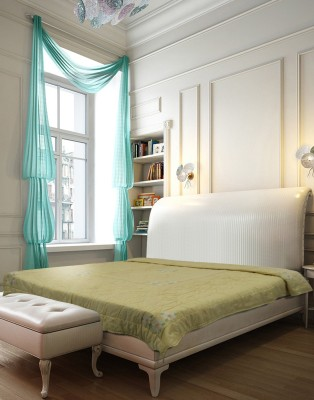 Needlecrest Plain Double Quilts & Comforters Yellow