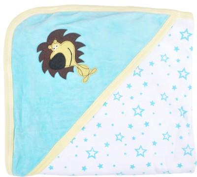 Kandy Floss Printed Single Blanket Light Blue