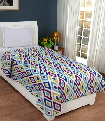 Kema Printed Single Blanket Multicolor