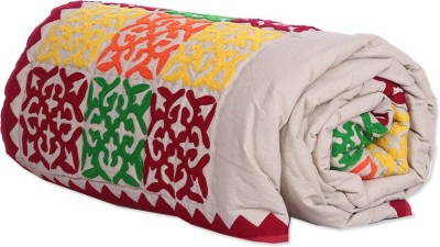 Reme Embroidered Queen Quilts & Comforters Multicolor