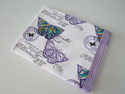 Deluxe Text Print Single Top Sheet Multicolor