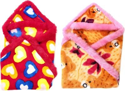Jain International Abstract Single Blanket Multicolor