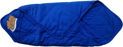 Xchildhood Plain Single Quilts & Comforters Blue