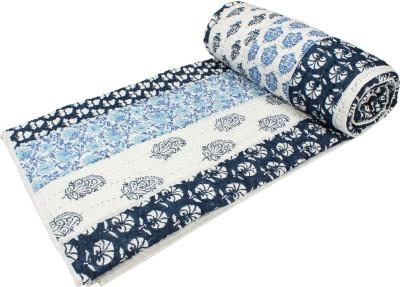 Arra Floral Single Quilts & Comforters Lavender