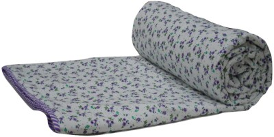 Snuggle Floral Double Quilts & Comforters Multicolor