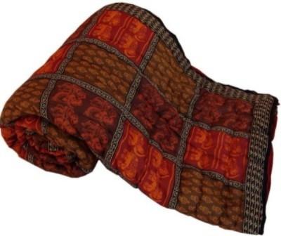 Bigonlineshop Floral Single Quilts & Comforters Multicolor