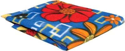 Divine Floral Single Blanket Multicolor