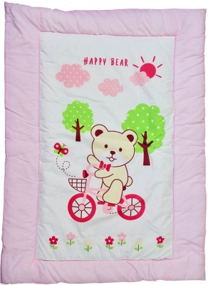Rachna Animal Single Quilts & Comforters Pink