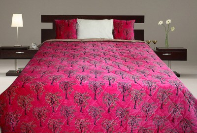 Sriam Floral Queen Quilts & Comforters Multicolor