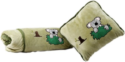 Baby Oodles Animal Crib Quilts & Comforters Green