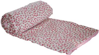 Snuggle Floral Single Top Sheet Multicolor