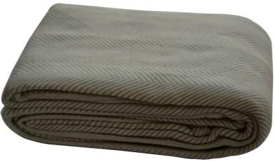 Loomkart Abstract Double Blanket Yellow