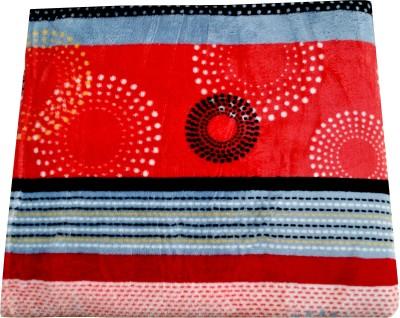 Shamrock Geometric Double Blanket Multicolor