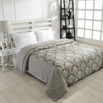Ratan Jaipur Printed Queen Quilts & Comforters Multicolor