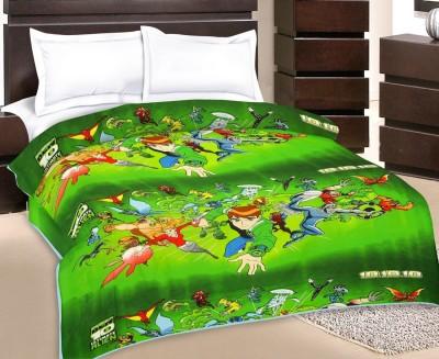 Rangasthali Cartoon Single Quilts & Comforters Multicolor