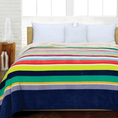 Esprit Floral Double Blanket Multicolor