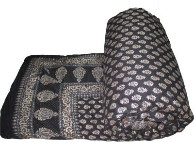 Svt Floral Double Blanket, Quilts & Comforters, Duvet
