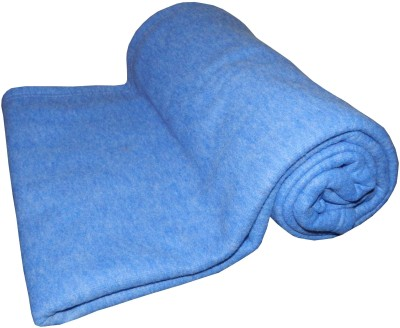 Expressions Plain Single Blanket Multicolor