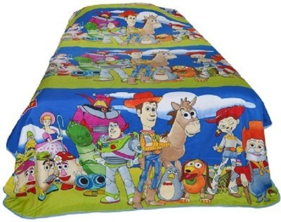 Mail Bazaar Cartoon Single Quilts & Comforters Multicolor