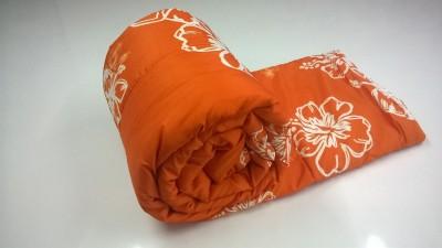 Aransa Floral Single Quilts & Comforters Multicolor