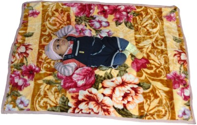 Vrinde Floral Single Blanket Multicolor