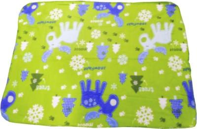 Blossoms Cartoon, Printed Single Blanket multicolour
