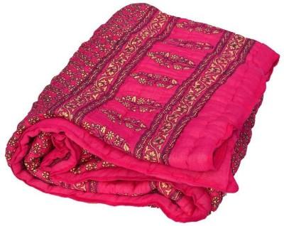 Ocean Enterprises Floral Double Quilts & Comforters Multicolor