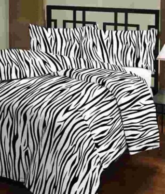 GLOW Animal Single Quilts & Comforters White