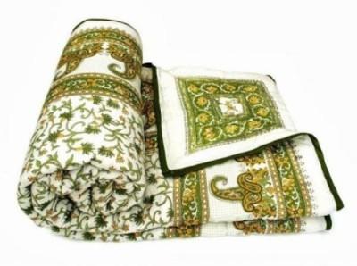 Bigonlineshop Floral Double Quilts & Comforters Multicolor