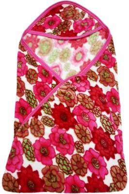 Brandonn Floral Single Blanket Multicolor