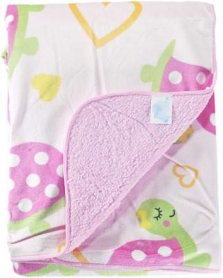Babysid Collections Cartoon Single Blanket Multicolor