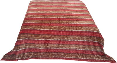 Welhouse Striped Double Blanket Red