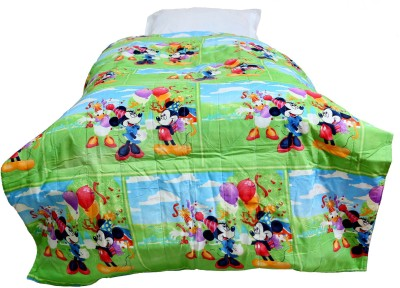 Portia Printed Single Quilts & Comforters Multicolor
