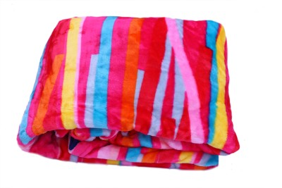 Surhome Abstract Double Blanket Multicolor