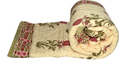 Sellstra Floral Double Quilts & Comforters Grey