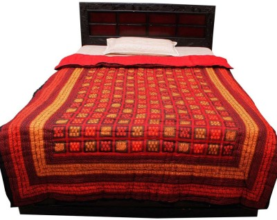 Halowishes Animal Single Quilts & Comforters Red