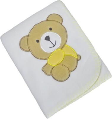 Babysid Collections Cartoon Single Duvet White