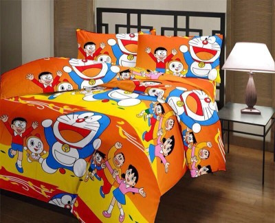 Fresh From Loom Cartoon Single Top Sheet Multicolor
