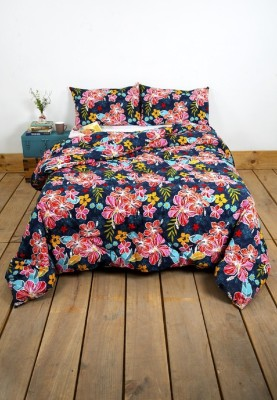 Ocean Homestore Floral Single Quilts & Comforters Multicolor
