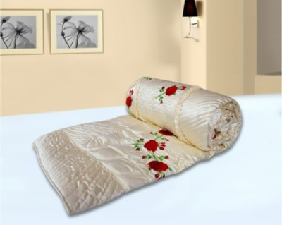 Urban Style Floral Double Quilts & Comforters Multicolor