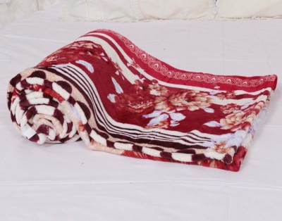 IndiStar Floral Double Quilts & Comforters Multicolor