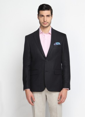 Suit Ltd Woven Single Breasted Formal Men's Blazer